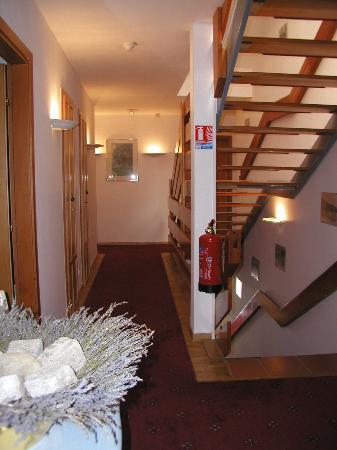 La Bastide : intérieur de l'hôtel