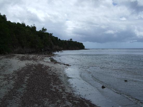 Saint David Parish, Grenada: Bel Air Beach 2