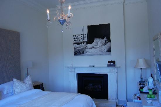 Beaumont House: The Beaumont Room - there are larger rooms in the guest house