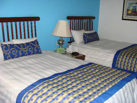 Hotel Emporio Zacatecas: Comfy beds