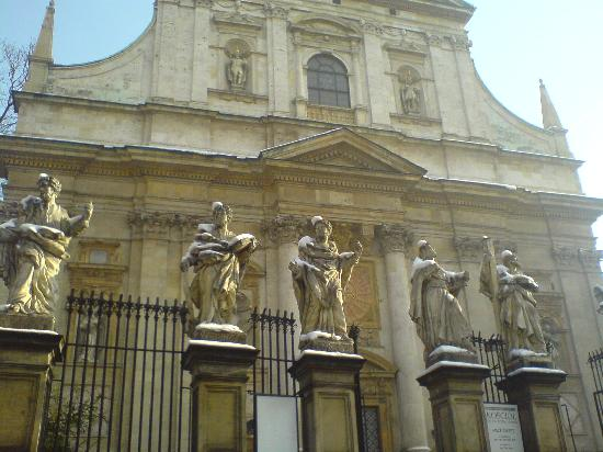 Cracóvia, Polônia: Peter And Paul Church!