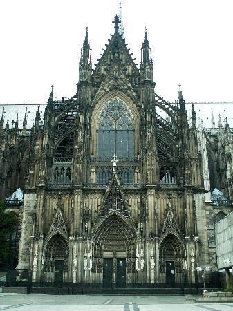 Kölner Dom: the Cathedral