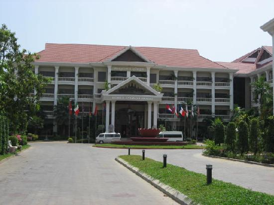 Borei Angkor Resort & Spa: Hotel