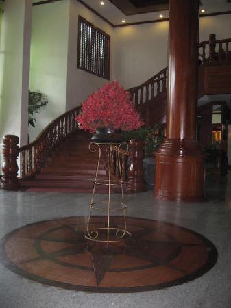 Borei Angkor Resort & Spa: Hall