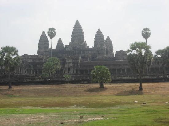 Borei Angkor Resort & Spa: Angkor Wat