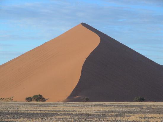 andBeyond Sossusvlei Desert Lodge: Dunes