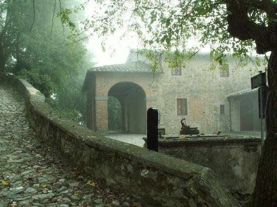 Residenza di Campagna Montelleri: La casa di Giotto
