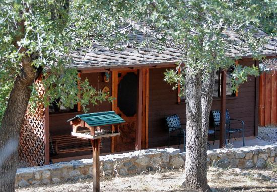 Charmant Santa Rita Lodge, Cabin#3. Santa Rita Lodge: Madera Canyon ...