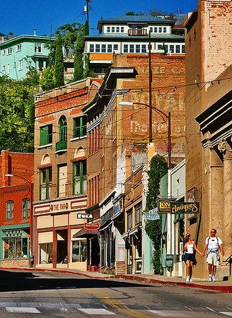 Main Street - Bisbee
