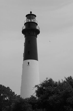 ‪Hunting Island Lighthouse‬
