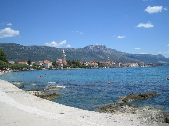 Kastel Novi, Croatia: Location of hotel Sveti Jure