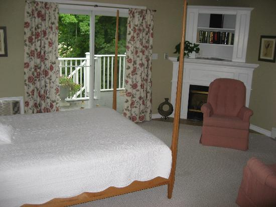 Cranford Inn: Room 4