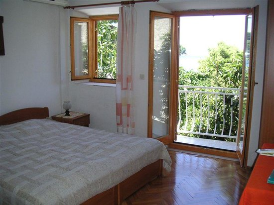 Villa Andro: Bedroom on the first floor