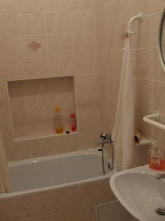 Charles Bridge Bed And Breakfast: The Bathroom