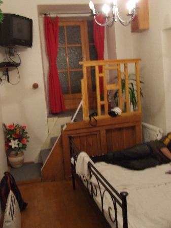 Charles Bridge Bed And Breakfast: The Room