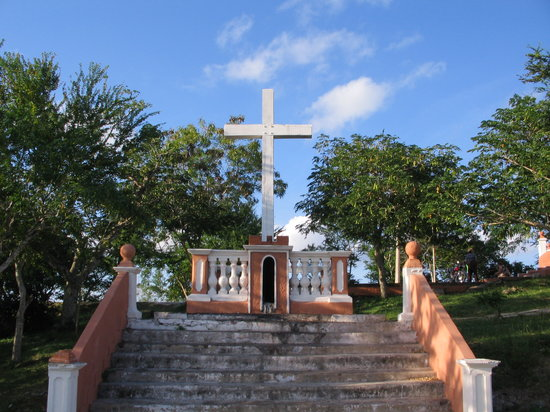 ‪Hill of the Cross (Loma de la Cruz)‬