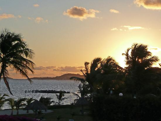 Club St. Croix Beach and Tennis Resort: Club St. Croix Sunset