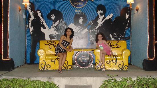 Hard Rock Hotel Bali: hardrock hotel