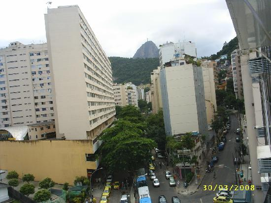 Atlântico Copacabana Hotel: fotografía desde la habitación