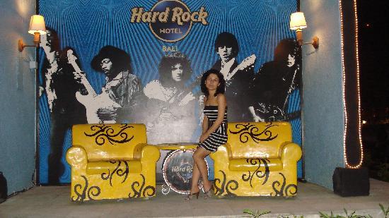 Hard Rock Hotel Bali: hotel