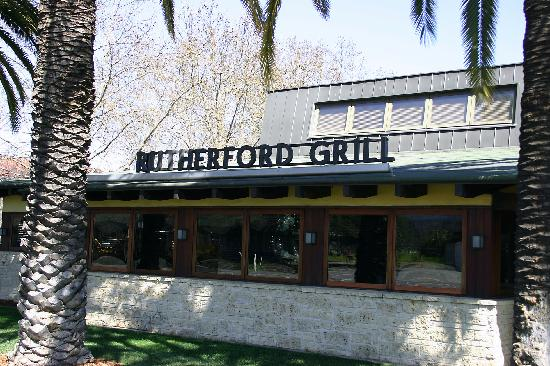 Rutherford Grill Restaurant Rutherford Ca