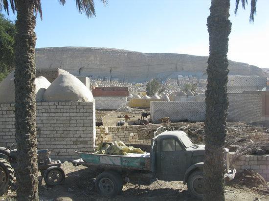 Al Minya, Egypt: Muslim Cemetery