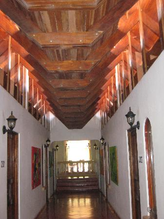 Hotel El Velero: interior of hotel