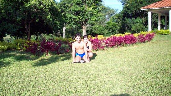 San Juan Eco Hotel: Disfrutando la estadía