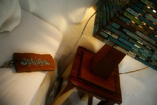 Sabaya Day Spa and Jungle Resort : Madagascar Room