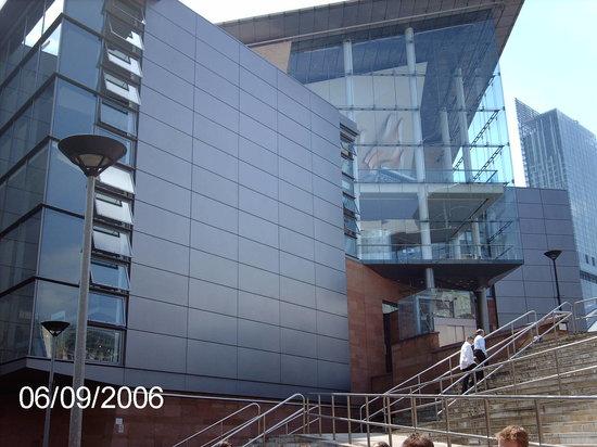 The Bridgewater Hall: Bridgewater hall
