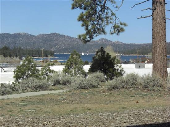Worldmark at Big Bear: View from our Cabin