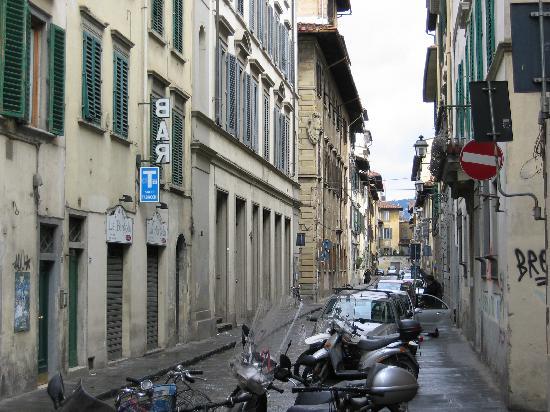 Residenza Il Villino BB Via Della Pergola The Street Is On