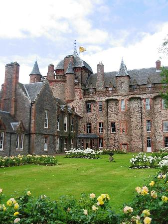 Lauder, UK : Thirlestane Castle