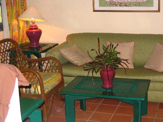 Occidental Caribbean Village Playa Dorada : notre chambre
