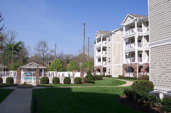 Wyndham Nashville condos