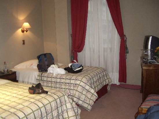 Hotel Isla Rey Jorge : my room at Isla Rey Jorge