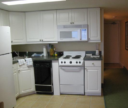 Peppertree by the Sea : Kitchen - 1 BR unit