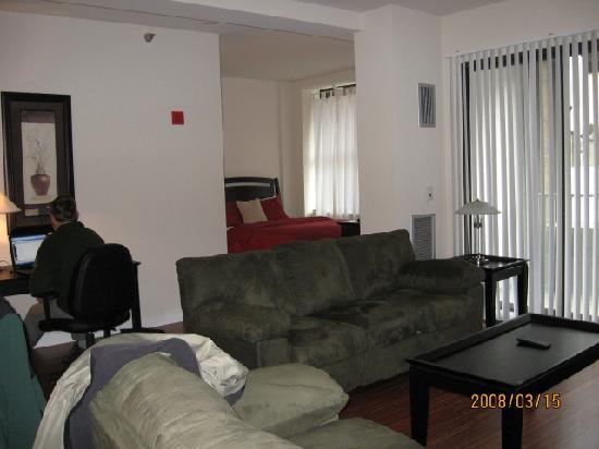 MDA Chicago City Apartments: Study area