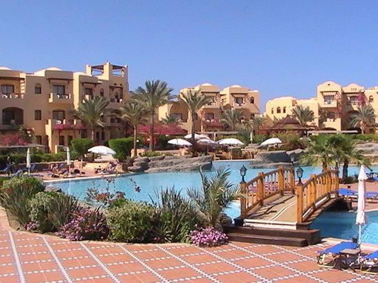 Iberotel Coraya Beach Resort: Piscina Principale