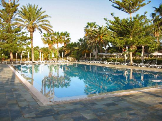 Nissi Beach Resort : The outdoor pool