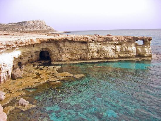 Nissi Beach Resort: Cape Greco - A peninsula to the east of Ayia Napa