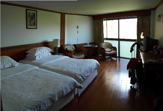 Sailom Hotel: Hotelzimmer 216