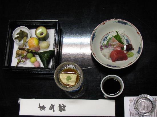 Kikokuso: Kaiseki Course