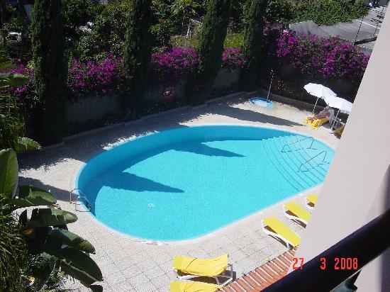 Hotel Albergaria Dias: Hotel Pool