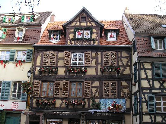 Colmar, Frankreich: Une maison
