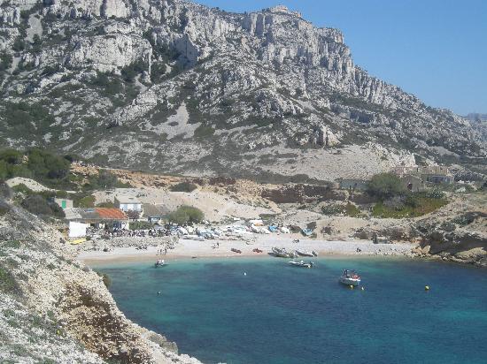 Calanque de marseilleveyre picture of marseille bouches for Marseille bdr