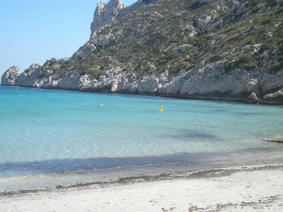 Marseille, France: Calanque de Sormiou