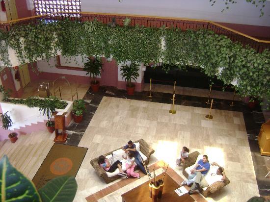 Villas Vallarta by Canto del Sol: villas vallarta lobby