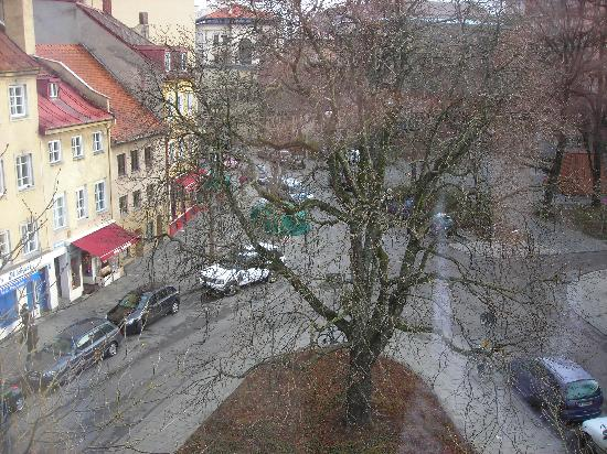 Hotel Der Tannenbaum: View from room