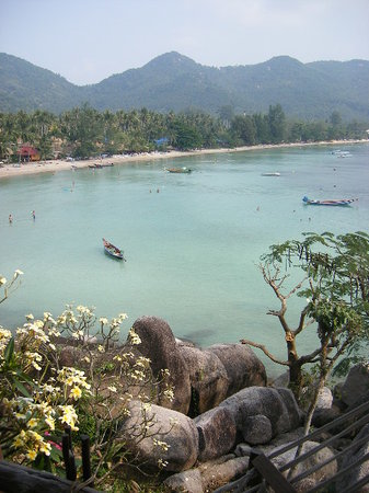 Koh Tao Cabana: Another picture of view